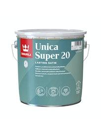 UNICA SUPER 20 URETAANIALKYDILAKKA 2,7L PUOLIHIMMEÄ EP SÄVYTETTÄVISSÄ