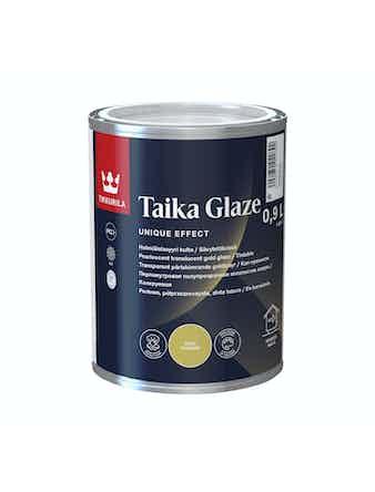 Лазурь перл.TAIKA золот.KL 0,9л Tikkuril