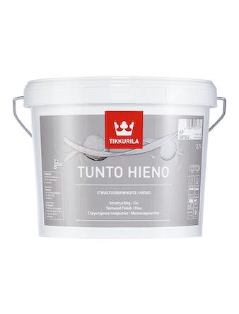 Покрытие мелкозернистое Tikkurila TUNTO, глубоко матовое, 2,7 л