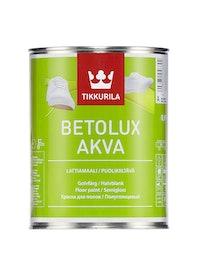 BETOLUX AKVA LATTIAMAALI 0,9L A VALKOINEN SÄVYTETTÄVISSÄ