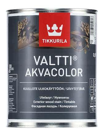 Антисептик Tikkurila VALTTI AKVACOLOR, 0,9 л