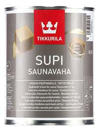 SUPI SAUNAVAHA TIKKURILA EP-POHJA 0,9L