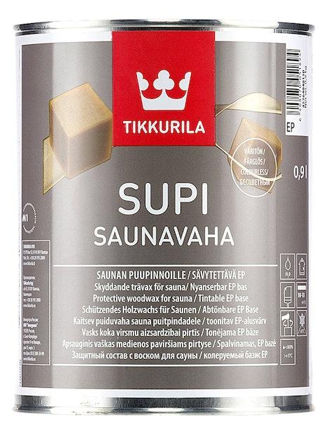 3da1ddbfd11 SUPI SAUNAVAHA TIKKURILA EP-POHJA 0,9L | K-rauta.fi