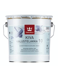 KIVA KALUSTELAKKA 10 HIMMEÄ 2,7L EP