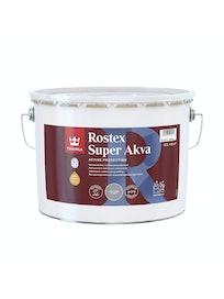 ROSTEX SUPER AKVA VAALEAN HARMAA 10 L