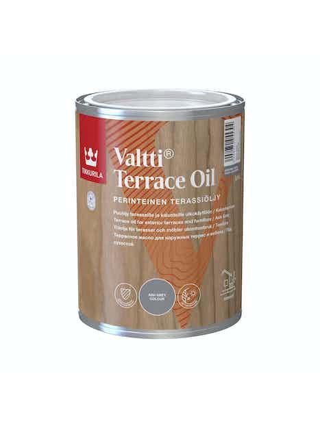 VALTTI KALUSTE- JA TERASSIÖLJY 0,9L KELONHARMAA