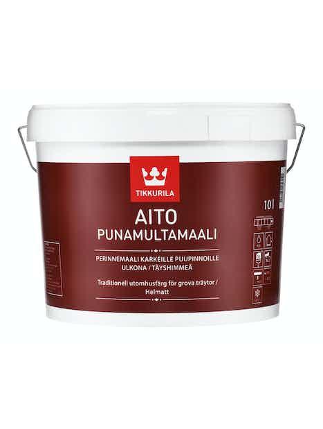 AITO PUNAMULTAMAALI 10L
