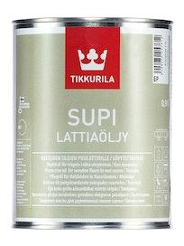 Масло для пола саун Tikkurila SUPI, 0,9 л