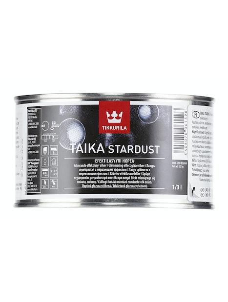 TAIKA STARDUST HELMIÄISMAALI 1/3L HOPEA