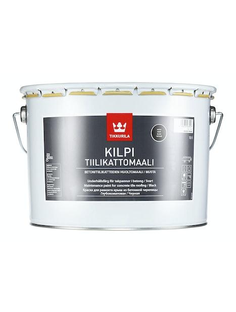 KILPI TIILIKATTOMAALI 10L TUPAPUNAINEN