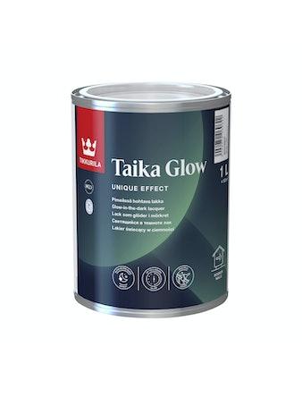 Лак светящийся Tikkurila TAIKA GLOW, матовый, 1 л