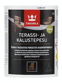 TERASSI- JA KALUSTEPESU 1L