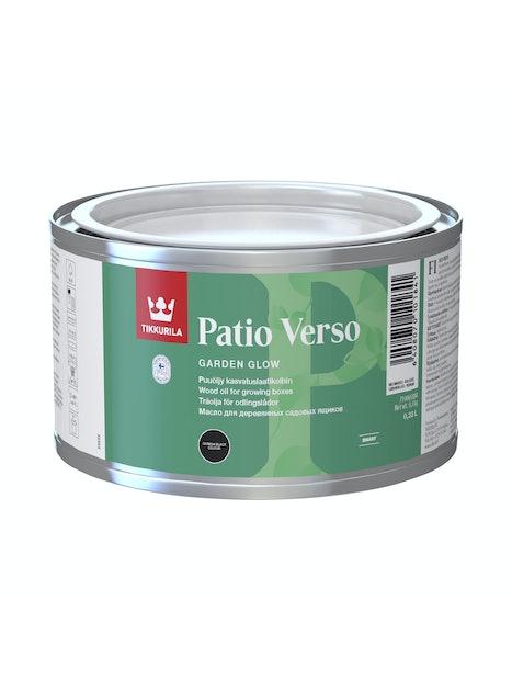 PATIO VERSO 0,33L HIILENMUSTA