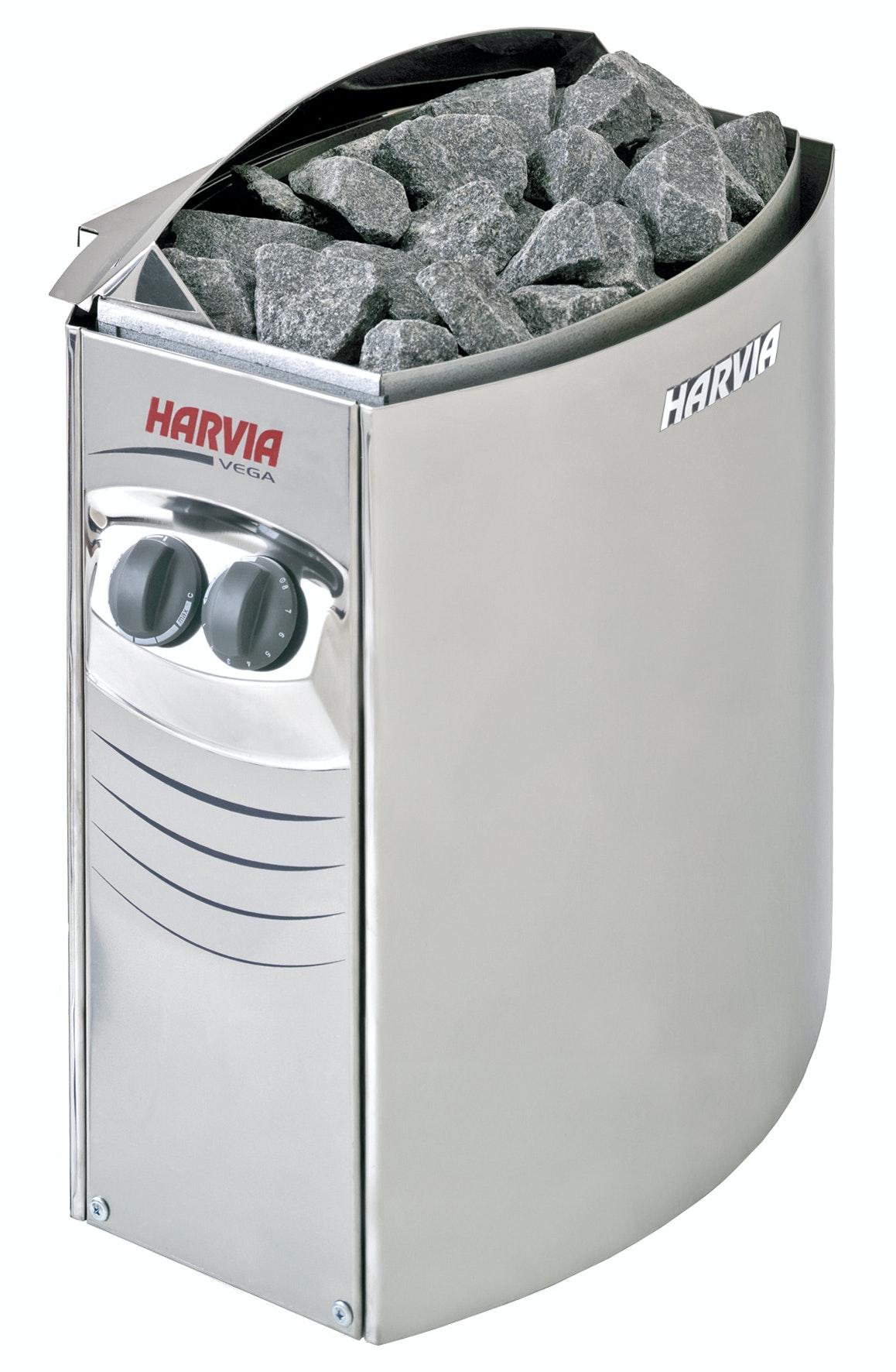 Bastuaggregat Harvia Vega BC80 8,0kW