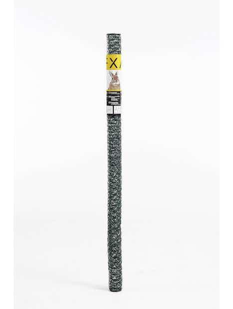 VERKKO 6-KULMA FXA PVC 120CM 25X0,8MM 2,5M