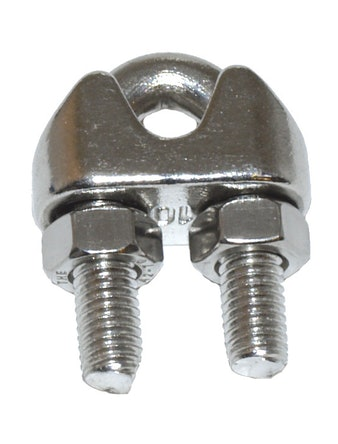 Wirelås Prof 6mm 4-Pack