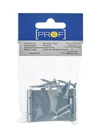 Петля шарнирная Prof 818, 8 х 100 мм