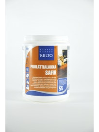 PUULATTIALAKKA KIILTO SAFIR PK 1L PUOLIKIILTÄVÄ