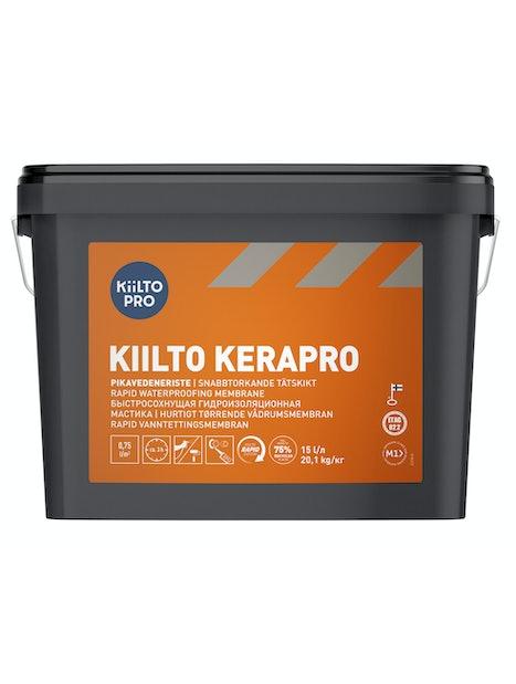 PIKAVEDENERISTE KIILTO KERAPRO 15L