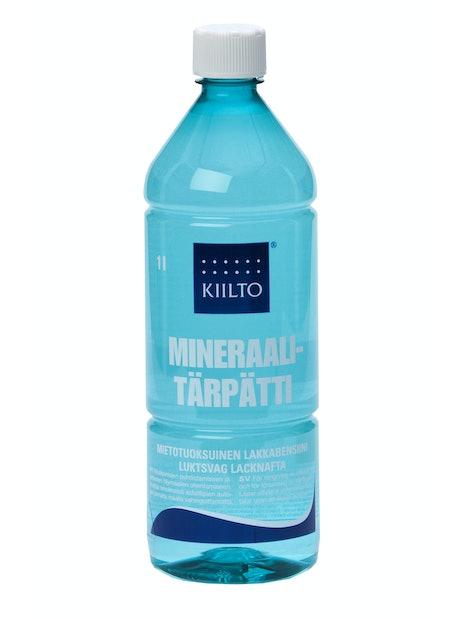 MINERAALITÄRPÄTTI KIILTO 1L