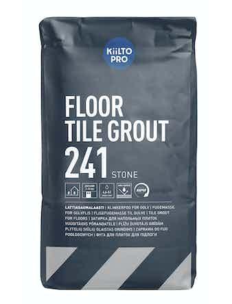 Klinkerfog Kiilto 241 Mediumgrå 20kg
