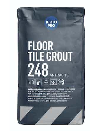 Klinkerfog Kiilto 248 Kolgrå 20kg