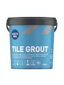 Затирка Kiilto 40 серая 1 кг