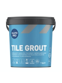 Затирка Kiilto 50 черная 1 кг