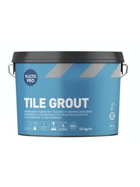 Затирка для плиточных швов Kiilto №50 черная 10 кг
