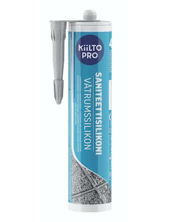 Silikon Kiilto 41 mediumgrå 310 ml
