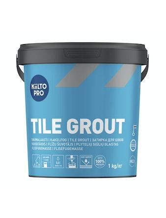 Kakelfog Kiilto 43 ljusgrå 1 kg