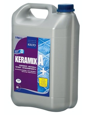 Keramix Kiilto A vätskekomp. 5 liter