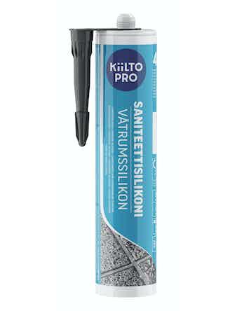 Silikon Kiilto 48 kolgrå 310 ml