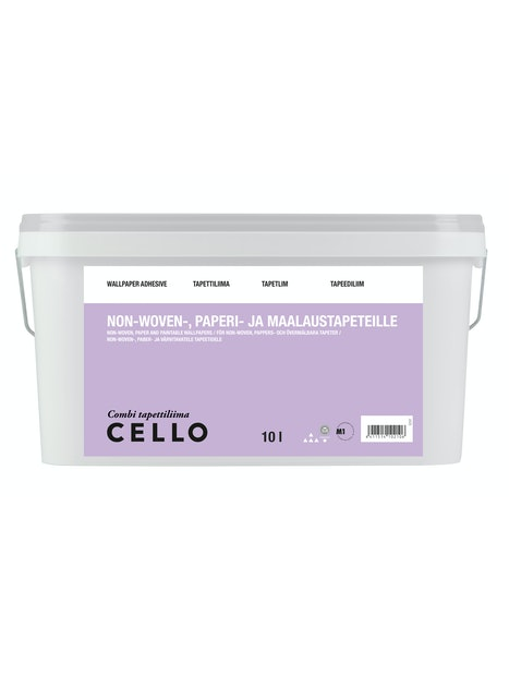 TAPETTILIIMA CELLO MULTI PRO 10L