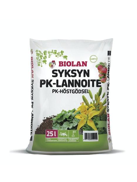 SYKSYN PK-LANNOITE BIOLAN 25L