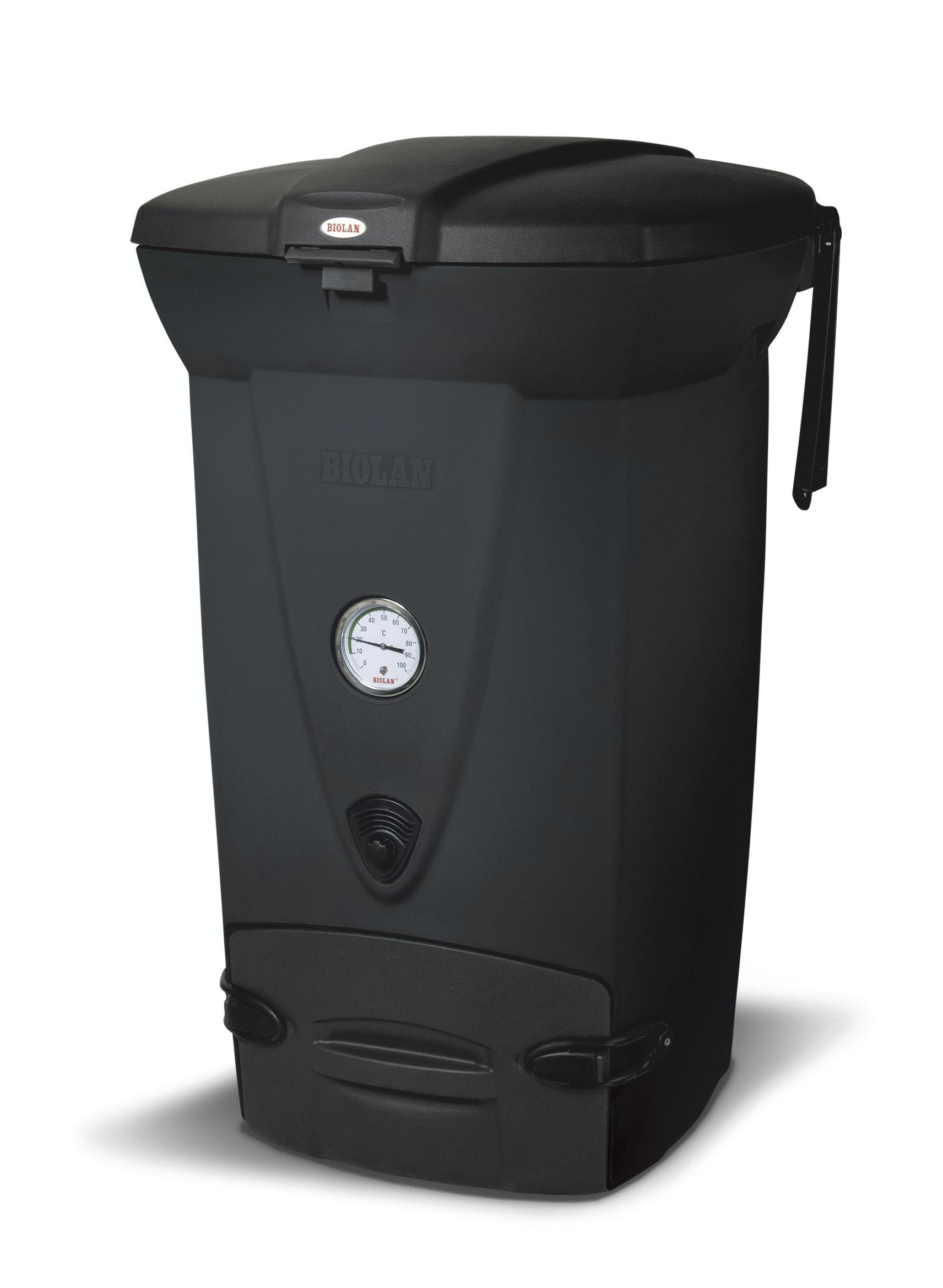Kompost Biolan Eco 220 Mörkgrå