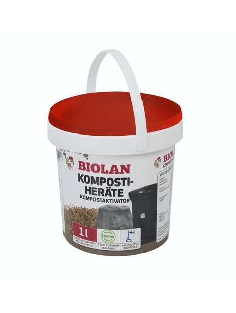 KOMPOSTIHERÄTE BIOLAN 1L