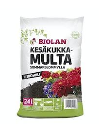 KESÄKUKKAMULTA BIOLAN 24L