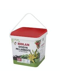 SYKSYN PK-LANNOITE BIOLAN 5,5 L PAKKI