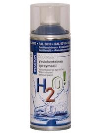 SPRAYMAALI H2O RAL5010 SININEN 400ML