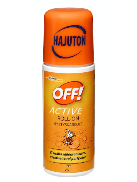HYTTYSKARKOTE OFF ACTIVE ROLL-ON 60ML