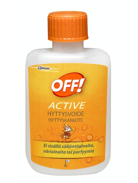 HYTTYSVOIDE OFF ACTIVE 37ML