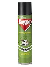 HYÖNTEISAEROSOLI BAYGON 400ML
