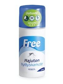 HYTTYSKARKOTE FREE LOTION 100ML