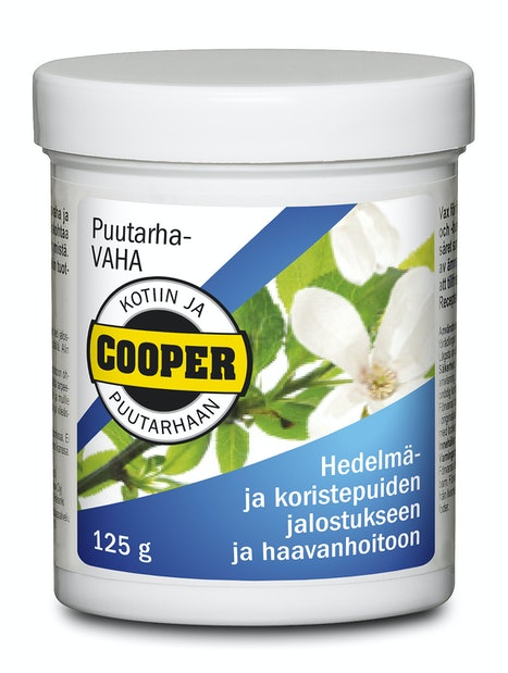 PUUTARHAVAHA COOPER 125G