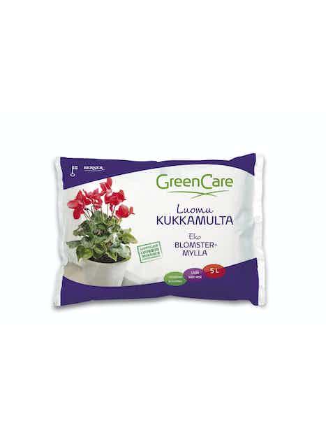 KUKKAMULTA LUOMU GREENCARE 5L