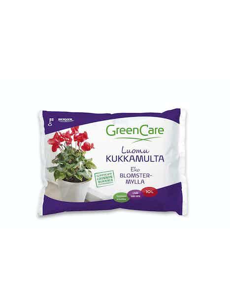KUKKAMULTA LUOMU GREENCARE 10L