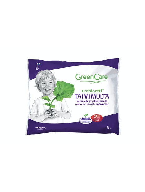 TAIMIMULTA GREENCARE GROBIOOTTI 8L