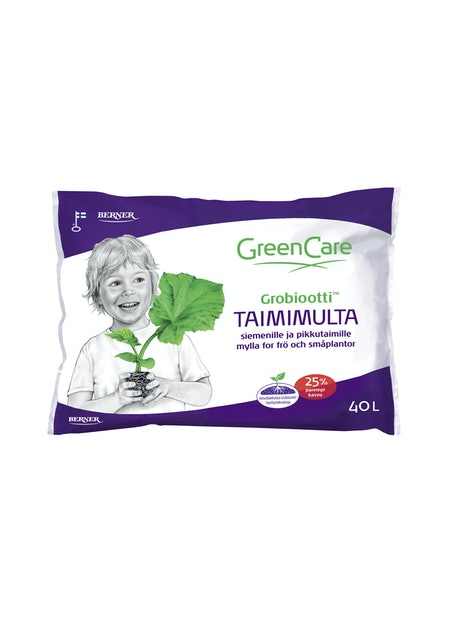 TAIMIMULTA GREENCARE GROBIOOTTI 40L