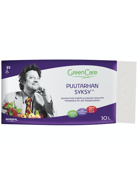 LANNOITE PUUTARHAN SYKSY GREENCARE 10L
